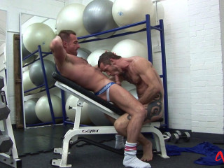 Rocco Banks & Ross Hurston