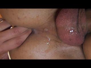 Condom-free Arse Shots 3