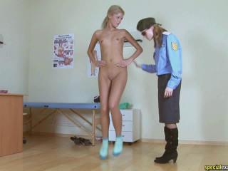 Special Examination - Katerina - HD 720p