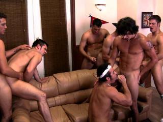 That 70's Gay Porn Movie - Scene 2