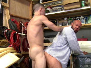 Mo30 - The Janitor's Closet (James Hamilton & Matt Stevens)
