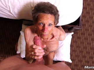 Granny Shirley - This 83 year old granny got MomPov'd