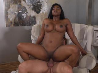 Jasmine Webb - Cock hungry big butt black girl FullHD 1080p
