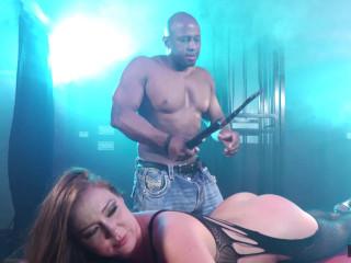 Black Cock Anal Slut - Maddy Oreilly - HD 720p