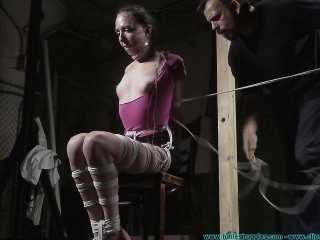 lilmissnatalie Hogtied - Part 3