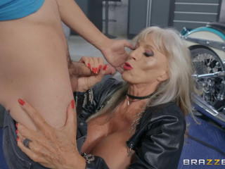 Sally D'Angelo - Bad To The Granny Bone HD 720p