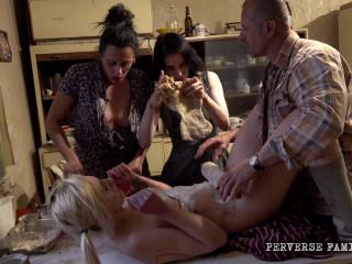 Orgy Feast - Full HD 1080p