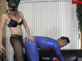 Catwoman Fucks Superman