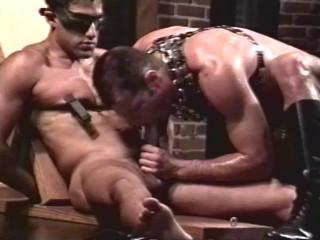 Muscle Bondage Body Worship - (1996 Year)