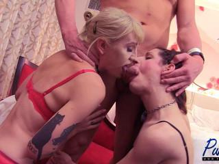 Porn Mogul Christian Enjoys The Fruits Of His Success