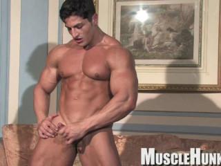 MuscleHunks - Amerigo Jackson