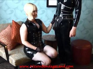 Chastity Fashion Show - Mr S Leather Belt