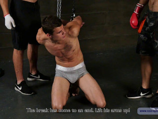 Ruscapturedboys - Slender and Pumped Stud Dima - Part I - 2017