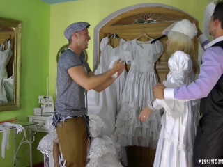 Thirsting For Bridal Piss Part 1 (2012,HDRip)