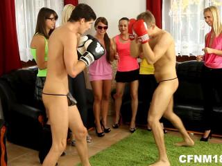 CFNM Boxing