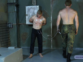 RusCapturedBoys - The Penalty for Sergeant - Part II