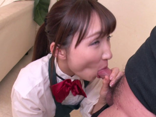 The Waitress Can't Stay in Control -Let Me Suck Your Dick