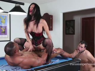 Eurasian persuasion Com Miss Jasmine Cuckie Meet Pool Boy gig 3 1080P