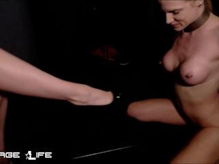 Lami Stress Foot Worship - HD 720p