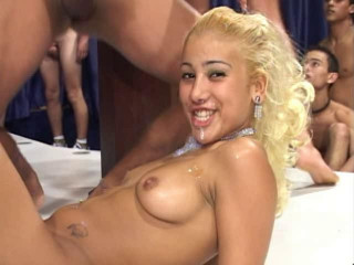 Brazilian Mass ejaculation 2