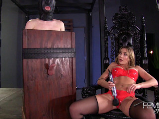 Femdom Empire - Blair Williams - Cum like a girl