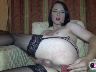 Dasha Gets Down With Her Dildo!