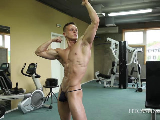 First Casting - Dmitry - Part 2 - Full Movie - HD 720p