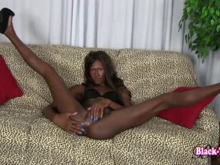 Black tgirl Africa