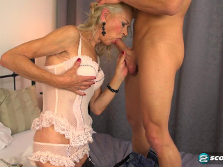 Beata's Puss Is Loud When It's Getting Fucked!
