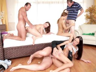 Swingers Orgies 8 (2014)