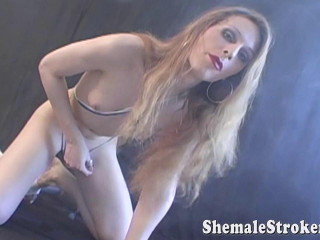 Sexy Euro Trans Girl Has Twice The Cum For You