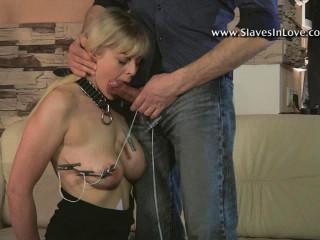 Love slave torture