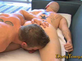 Blow-job - Jeremy Stevens and Paul Stack