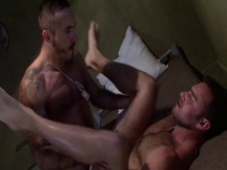 Alessio Romero and Heath Jordan