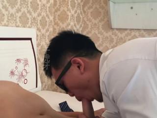 Chinese maleshow - Thug Sex - Qing & Shan