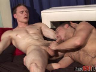 HardBritLads Sam Bishop & Stefan Stewart