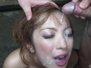 Bukkake 10 Nintai X Nakadashi (2014)