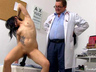 Crazy gynecologist