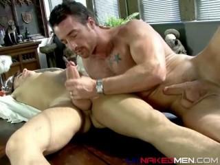 UK Naked Men - The Best Men - Harry Louis, Ross Hurston & Damian Duke