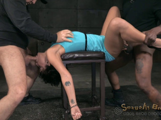 Impatient And Willing Mia Austin Cuffed