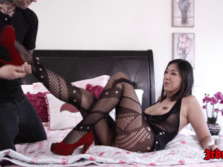 Lexi Mansfield - Hot Asian Satisfaction FullHD 1080p
