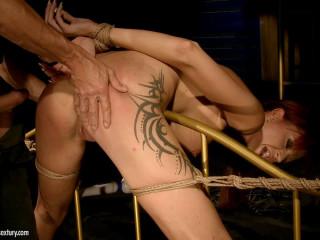 No Disrespect Patricia Gold - Extreme, Bondage, Caning