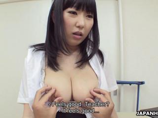 Michiru Ogawa Tries Anal With Younger College girl FullHD 1080p