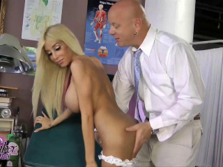 Kimber James - Horny Nurse