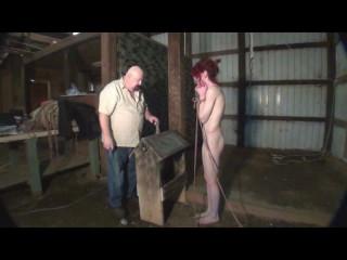 TB - Natasha On The Electric  Part 1