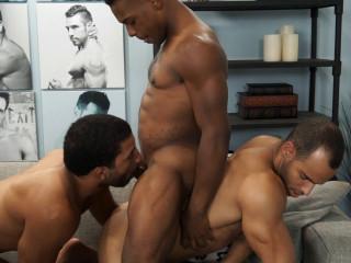 Adrian, Robert & Sean