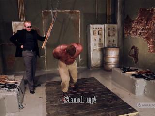 Bodybuilder Roman in Slavery - Final