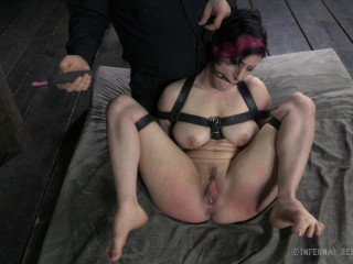 Iona Grace - Stretched, Spanked and Stretched