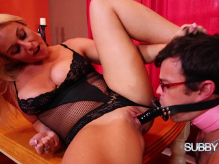 Paris Knight - Paris Instructs Her Hubby