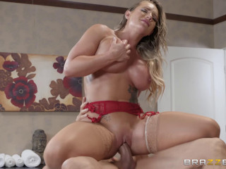 Cali Carter & Tommy Gunn - First Day On The Job